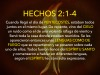 Holy Flame Acts Motion - Spanish | Playback Media | Preaching Today Media