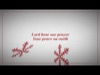 Peace On Earth Video Worship Song Track with Lyrics | Paul Baloche | Preaching Today Media