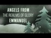 Angels From The Realms Of Glory | Emmanuel Video Worship Song Track with Lyrics | Paul Baloche | Preaching Today Media
