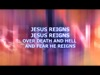 Jesus Reigns Video Worship Song Track with Lyrics | New Life Worship | Preaching Today Media