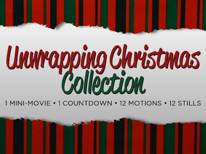 UNWRAPPING CHRISTMAS COLLECTION