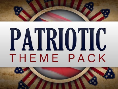 PATRIOTIC THEME PACK