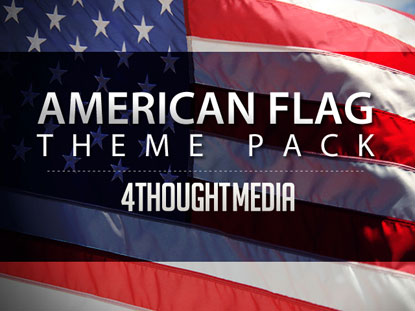 AMERICAN FLAG THEME PACK