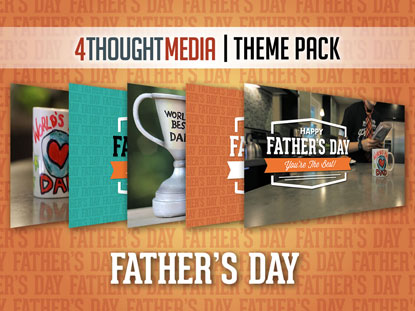 FATHER'S DAY THEME PACK