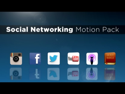 SOCIAL NETWORKING MOTION PACK