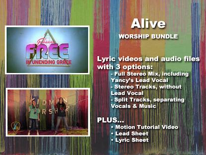 Kidmin Worship Vol 2: Popular Worship Songs | Yancy