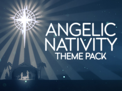 ANGELIC NATIVITY THEME PACK