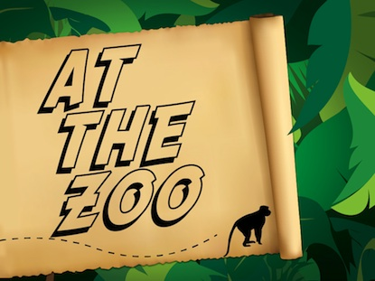 AT THE ZOO- 12 WEEK CURRICULUM