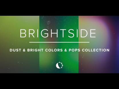 DUST BRIGHT COLORS AND POP COLLECTION