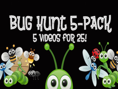 BUG HUNT 5 PACK