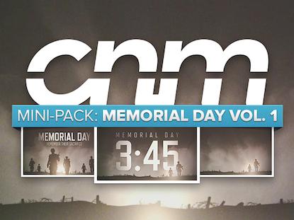 MINI PACK: MEMORIAL DAY VOL. 1