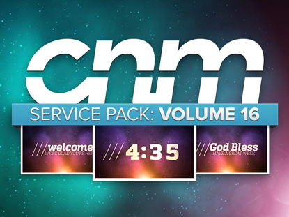 SERVICE PACK: VOLUME 16