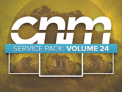 SERVICE PACK: VOLUME 24