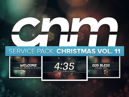 SERVICE PACK CHRISTMAS VOL. 11
