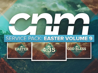 SERVICE PACK: EASTER VOL. 9