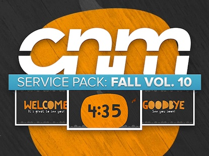 SERVICE PACK: FALL VOL. 10