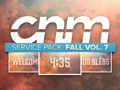 SERVICE PACK: FALL VOLUME 7