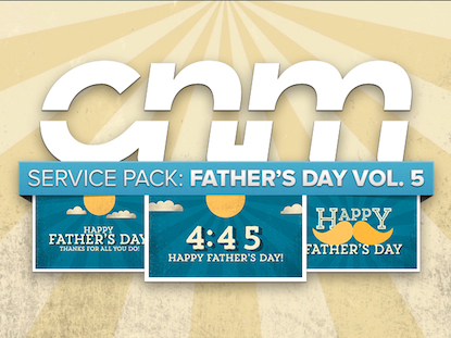 SERVICE PACK: FATHER'S DAY VOLUME 5