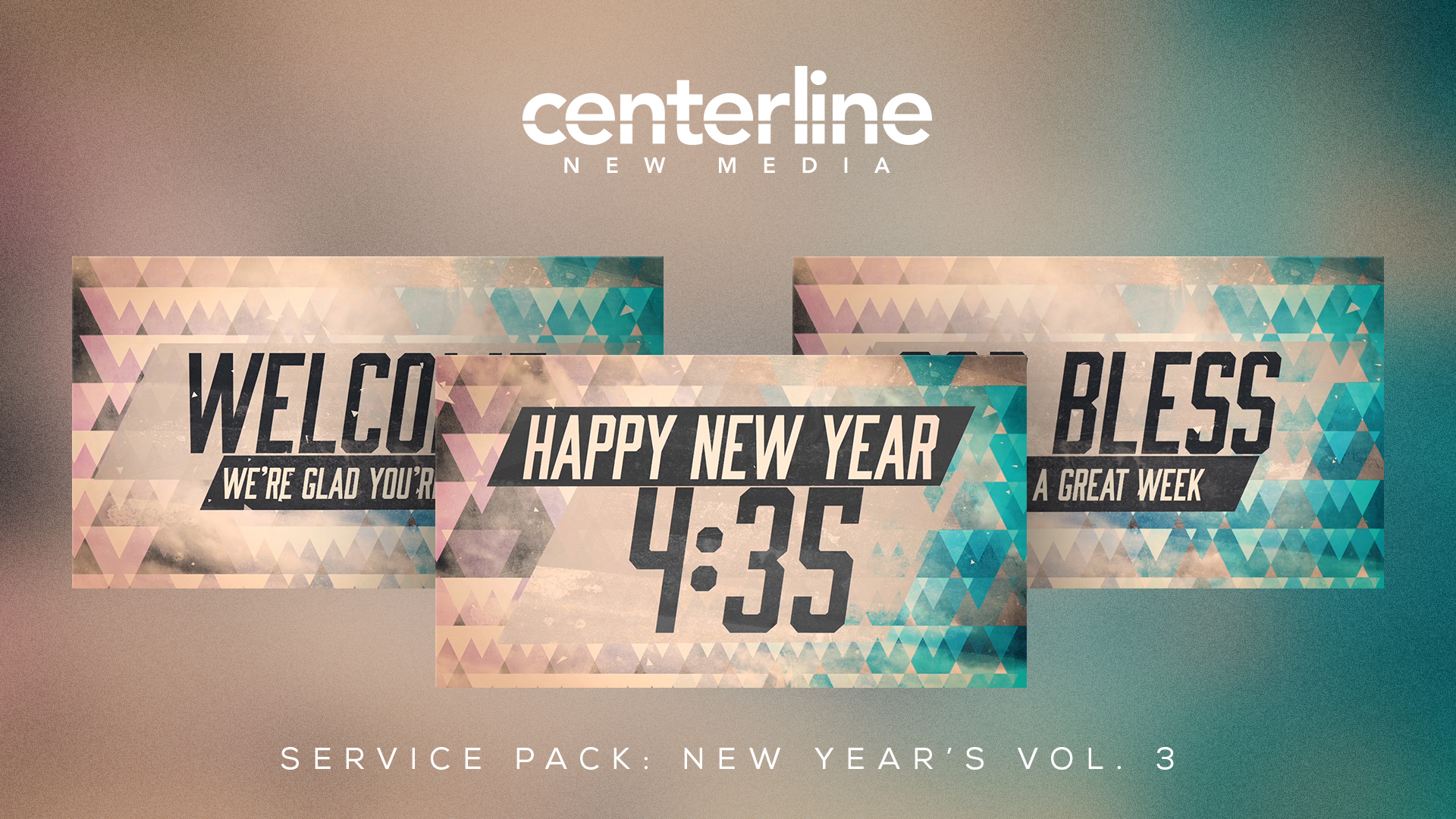 SERVICE PACK: NEW YEARS VOL. 3
