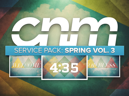 SERVICE PACK: SPRING VOLUME 3