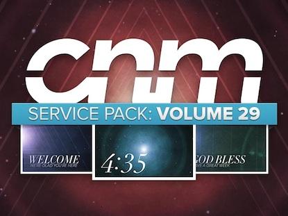 SERVICE PACK: VOLUME 29
