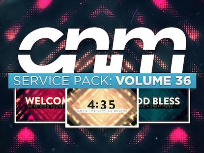 SERVICE PACK: VOLUME 36