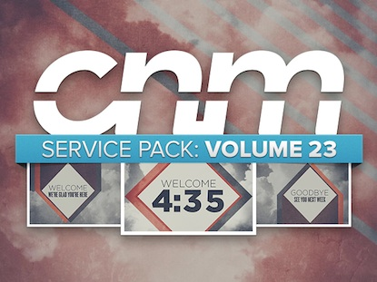 SERVICE PACK: VOLUME 23