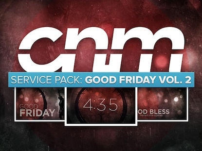 SERVICE PACK: GOOD FRIDAY VOL. 2