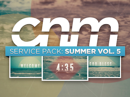 SERVICE PACK: SUMMER VOL. 5