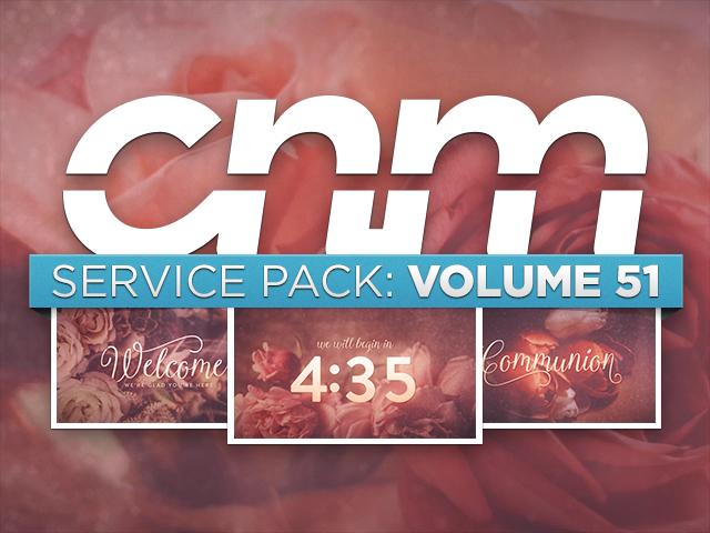 SERVICE PACK VOLUME 51