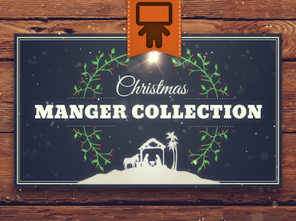 CHRISTMAS MANGER COLLECTION