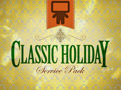 CLASSIC HOLIDAY SERVICE PACK
