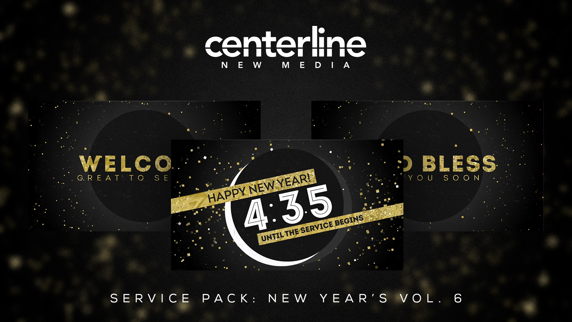 SERVICE PACK: NEW YEAR'S VOL. 6