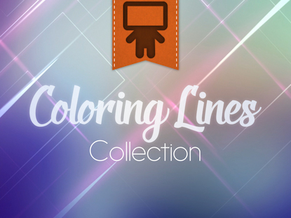 COLORING LINES COLLECTION
