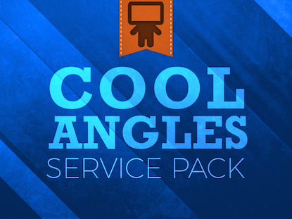 COOL ANGLES SERVICE PACK