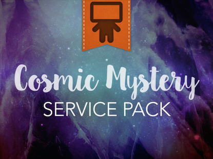 COSMIC MYSTERY SERVICE PACK