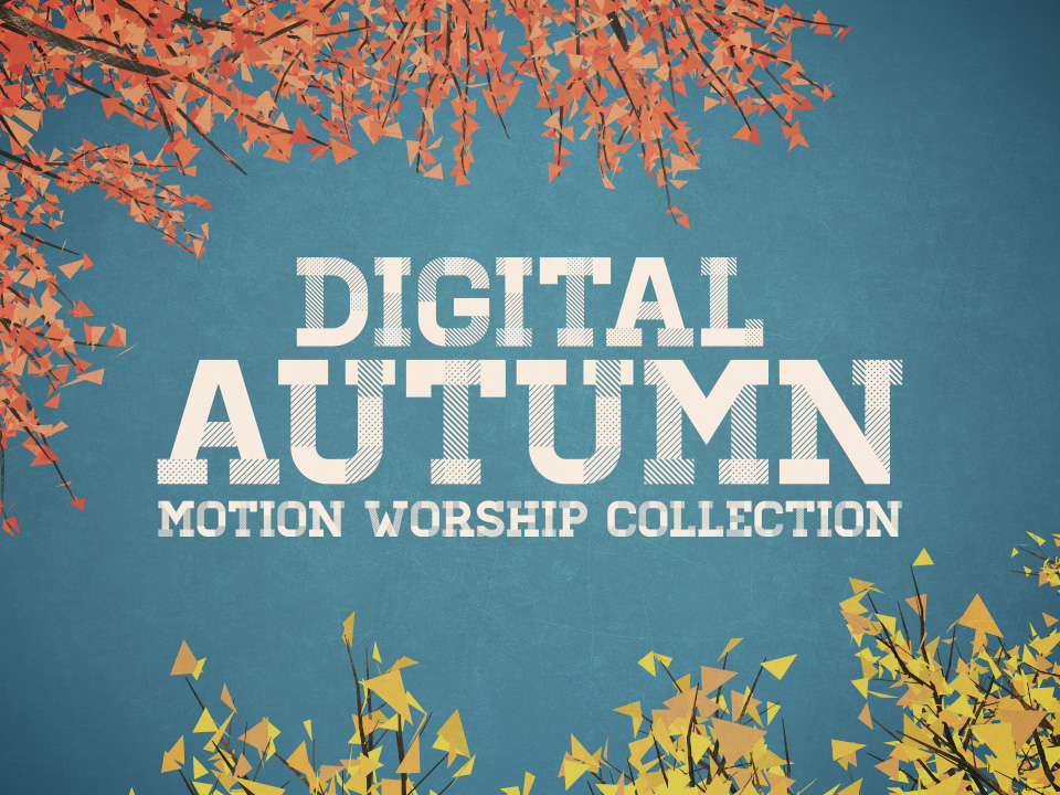 DIGITAL AUTUMN COLLECTION