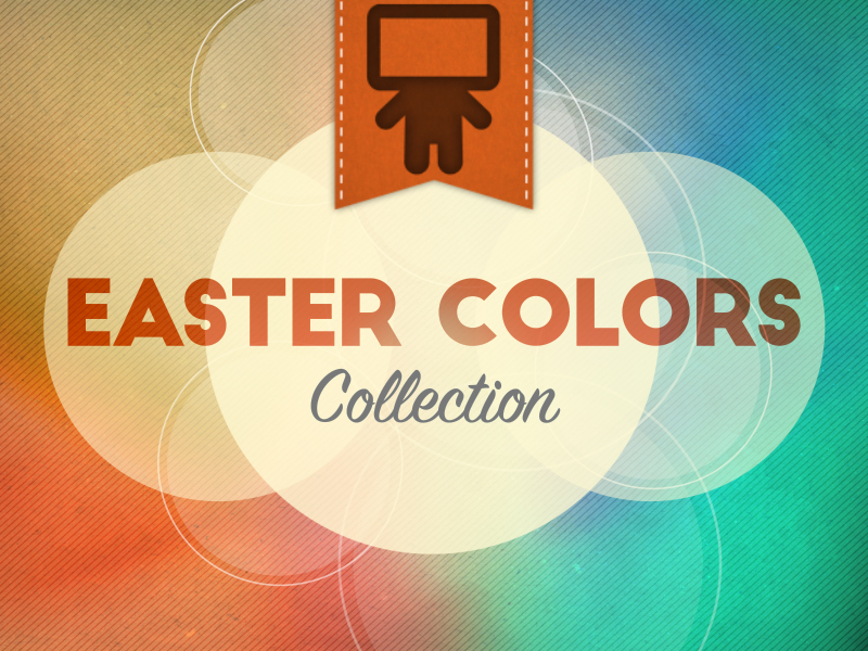EASTER COLORS SERVICE PACK