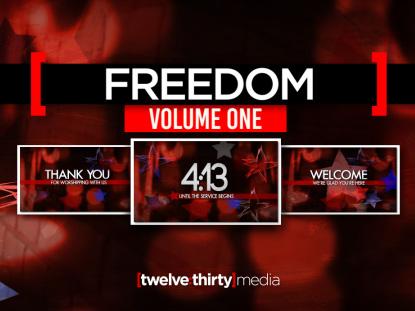 FREEDOM: VOLUME ONE
