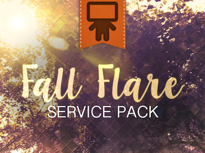 FALL FLARE SERVICE PACK