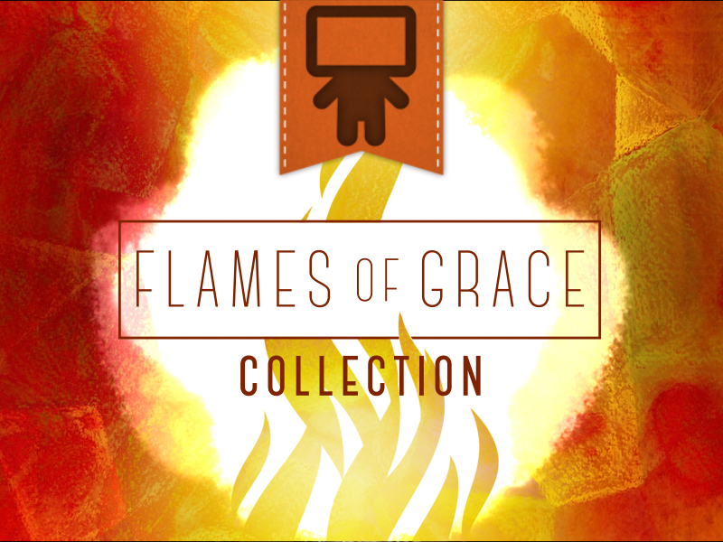 FLAMES OF GRACE COLLECTION - SPANISH