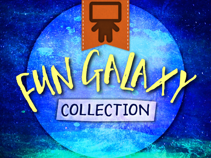 FUN GALAXY COLLECTION - SPANISH