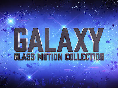 GALAXY GLASS COUNTDOWN