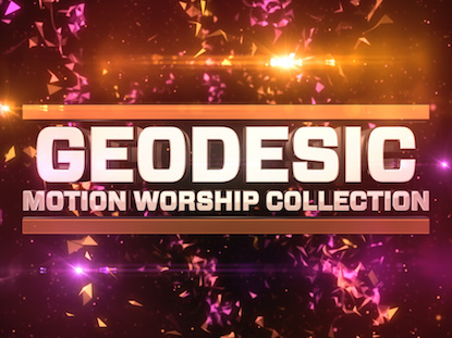 GEODESIC MOTION WORSHIP COLLECTION