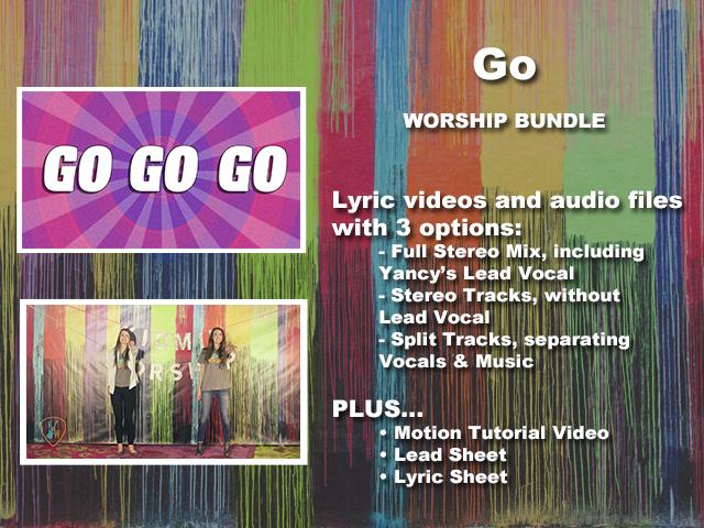 GO: WORSHIP BUNDLE