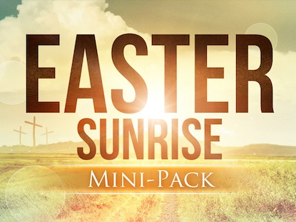 EASTER SUNRISE MINI-PACK