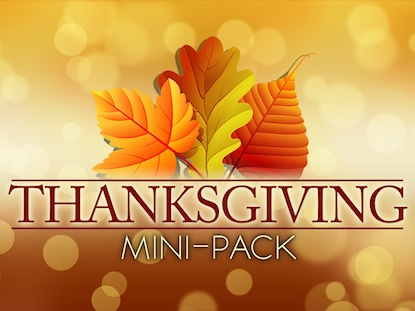 THANKSGIVING MINI-PACK