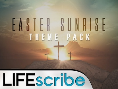 EASTER SUNRISE THEME PACK