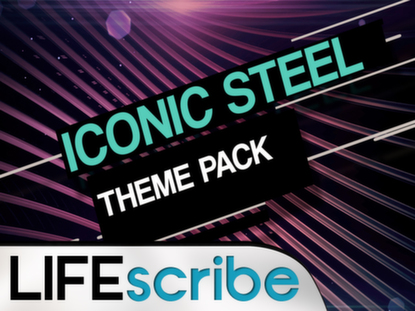 ICONIC STEEL THEME PACK
