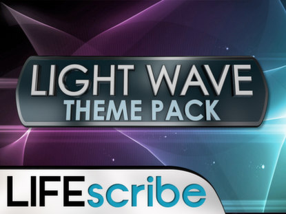 LIGHT WAVE THEME PACK